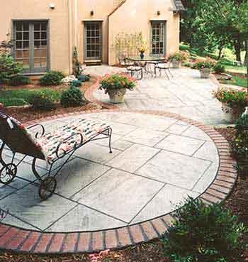 Beautiful Concrete Polished Floor: Polished Concrete Patio Designs ...